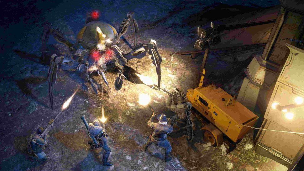 Wasteland 3: First expansion The Battle of Steeltown presented