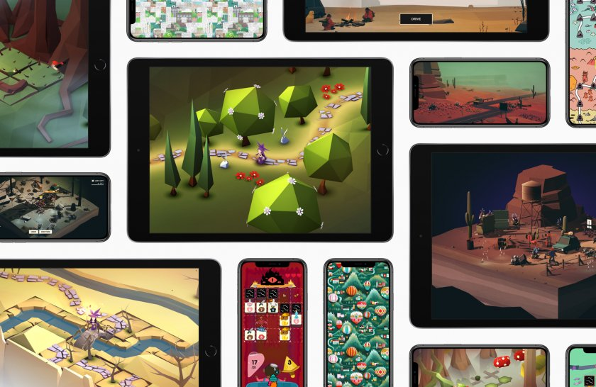 Apple Arcade: Update brings over 30 new mobile games