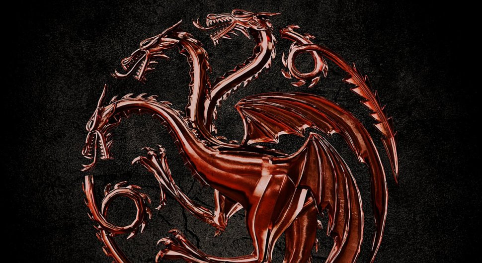 Game of Thrones - House of the Dragon: This is what the dragons look like