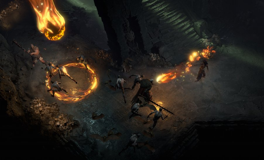 Diablo 4: files discovered in PSN indicate an imminent alpha test