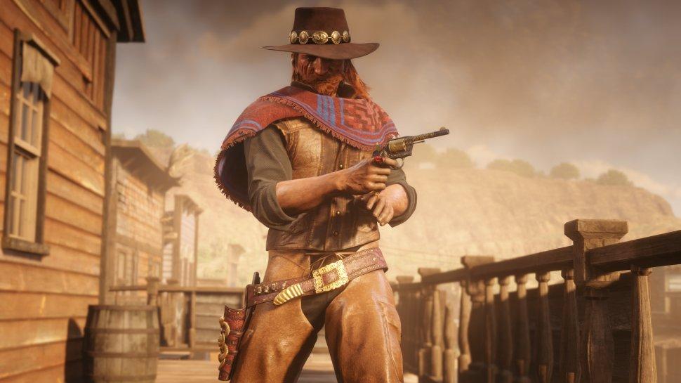 Red Dead Redemption 2 Online: Log In Gift, Summer Update Next Week