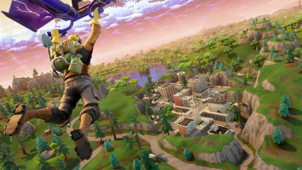 Fortnite: Glitch lets you survive in a storm indefinitely