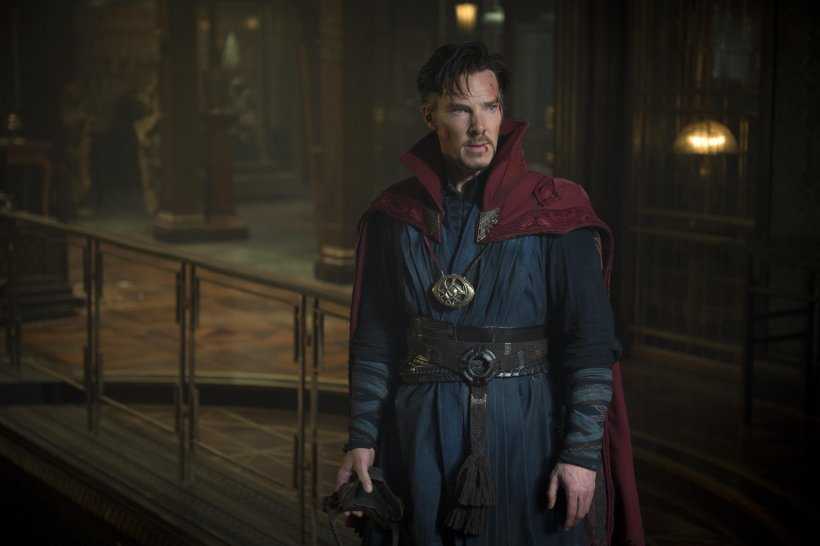 Doctor Strange: Marvel regrets whitewashing a character