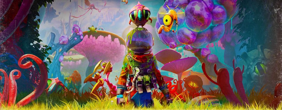 Journey to the Savage Planet: Title now also available on Steam