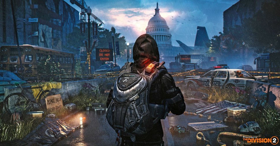 The Division 2: Plans for the online shooter go through at least 2022