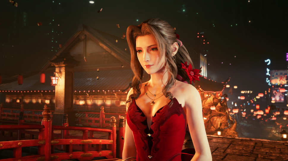 Final Fantasy 7 Remake: PS5 version with graphic improvements and a new episode