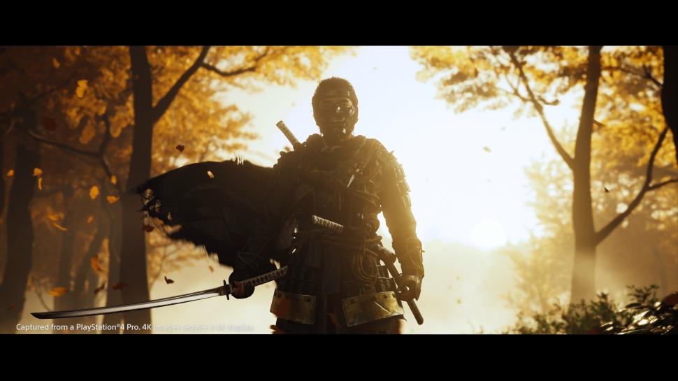 Ghost of Tsushima: John Wick director filmed the PS4 hit