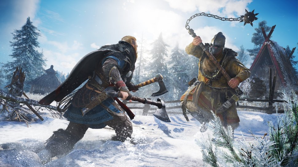 Assassin's Creed Valhalla: Update 1.0.4 for Download - Players are still reporting issues