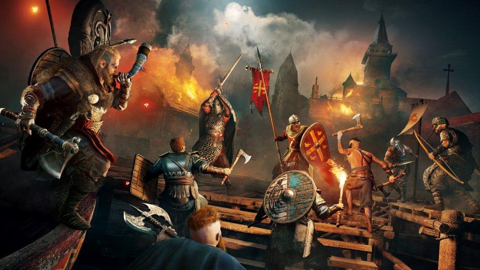 Assassin's Creed Valhalla: Update 1.2.0.1 should eliminate crash bugs