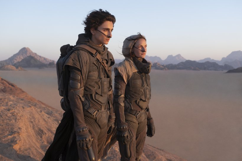 Dune: New IMAX trailer for the film is on the way