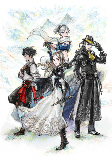 Bravely Default 2: Our test explains why it is a masterpiece