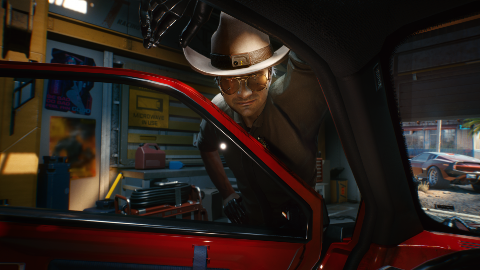 Cyberpunk 2077: Action RPG already spotted at dealers