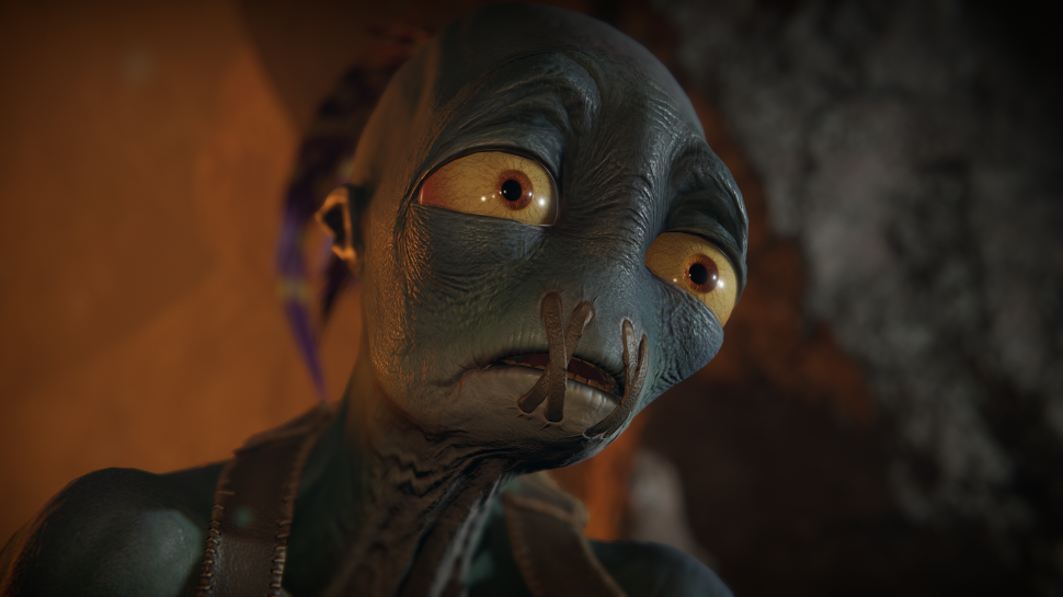 Oddworld: Soulstorm - Dealer lists the game for Xbox