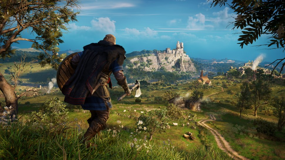 Assassin's Creed Valhalla: Next update is pending, that's waiting for you