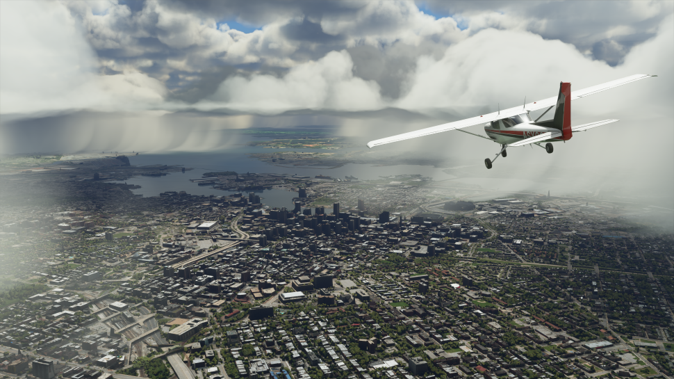 Microsoft Flight Simulator: World Update 6, Velocopter, new add-on - that's what you can expect
