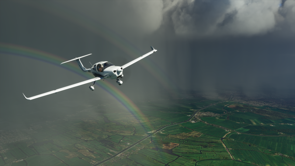 Flight Simulator: Download size almost halved