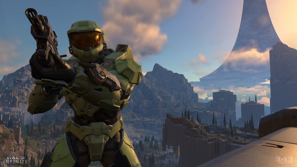 Halo Infinite: Microsoft assures you everything is ok with development