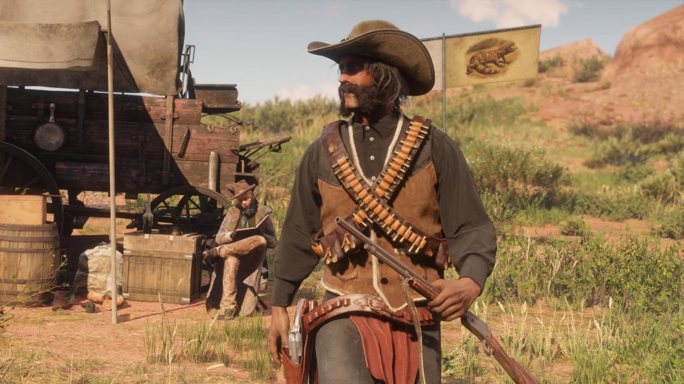 Red Dead Redemption 2: Rockstar is distributing free item packs to RDO players