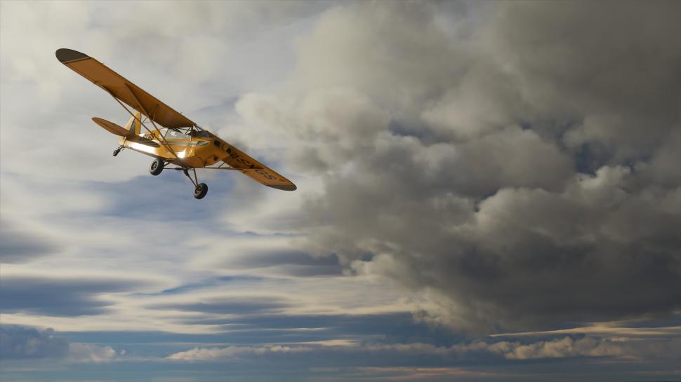 Microsoft Flight Simulator: Big Sim Update 5 is here - performance boost & new features