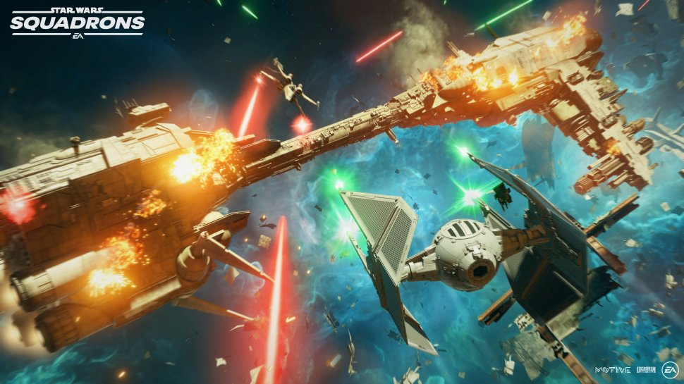 Star Wars Squadrons: Soon to be playable for free with EA Play