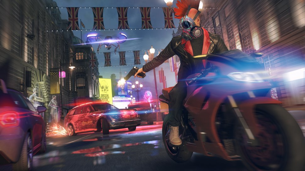 Watch Dogs Legion: Multiplayer part postponed again