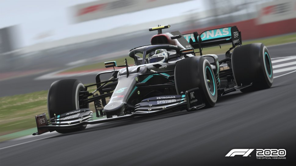 F1 2021: to the top with EA?