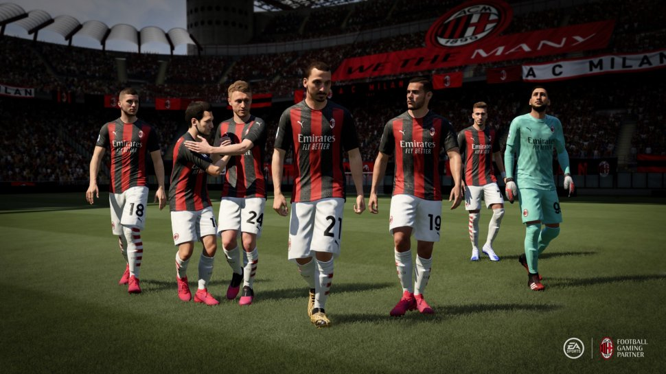 FIFA 21: EA comments on allegations by Zlatan Ibrahimovic