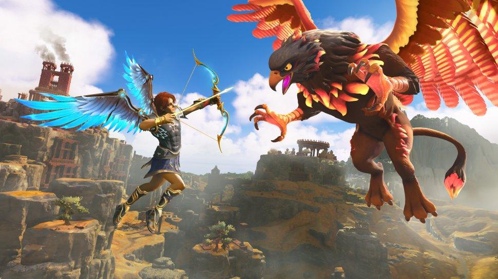 Immortals Fenyx Rising: Third DLC comes out next week
