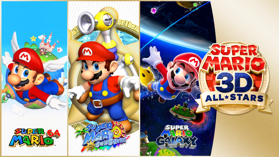 Nintendo: kills Mario - last chance for two great Mario games!