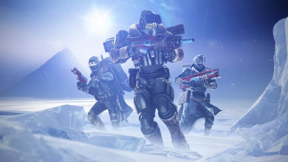Destiny 2: Update 3.0.1.2 released, it's inside