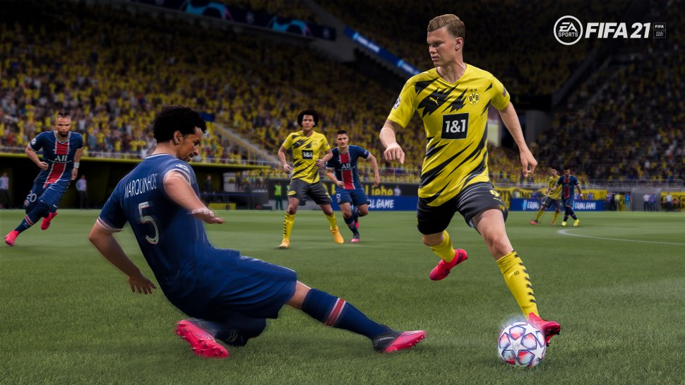 FIFA 21: Title Update 10 now for download - that's in the new patch
