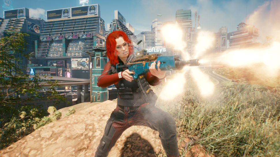 Cyberpunk 2077: Five super weapons in a sci-fi role-playing game - tips on the locations