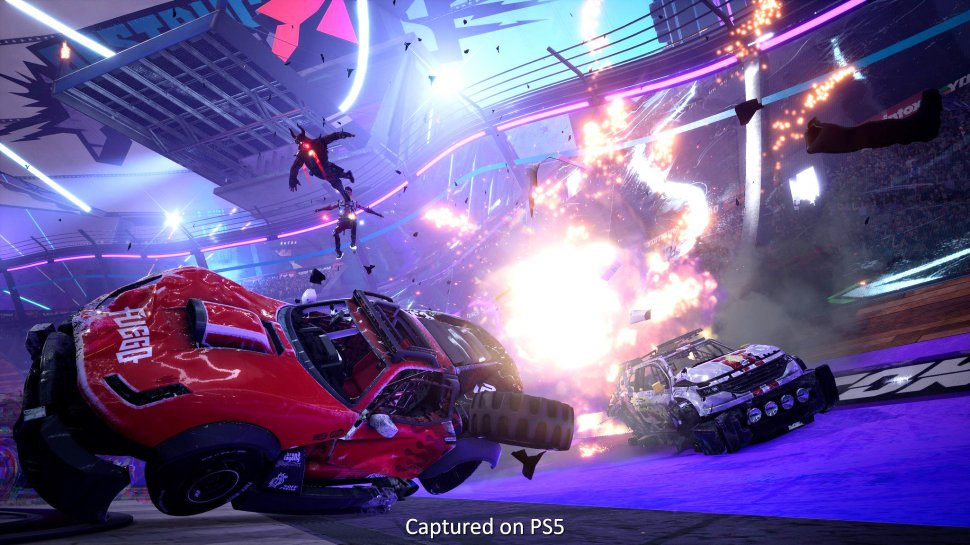 Destruction Allstars: Preview of the brutal PS5 exclusive
