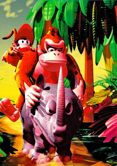 Donkey Kong Land: Big monkey, little game - retro special