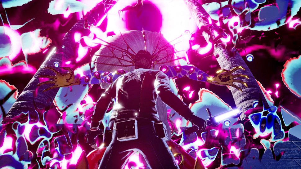 No More Heroes 3: Preview of the crazy action slapstick