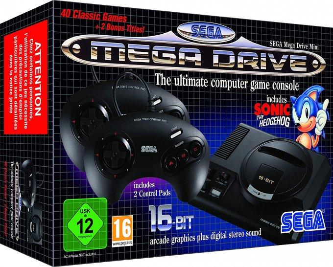 30 years of Sega Mega Drive in Europe: 16 bits for a hallelujah