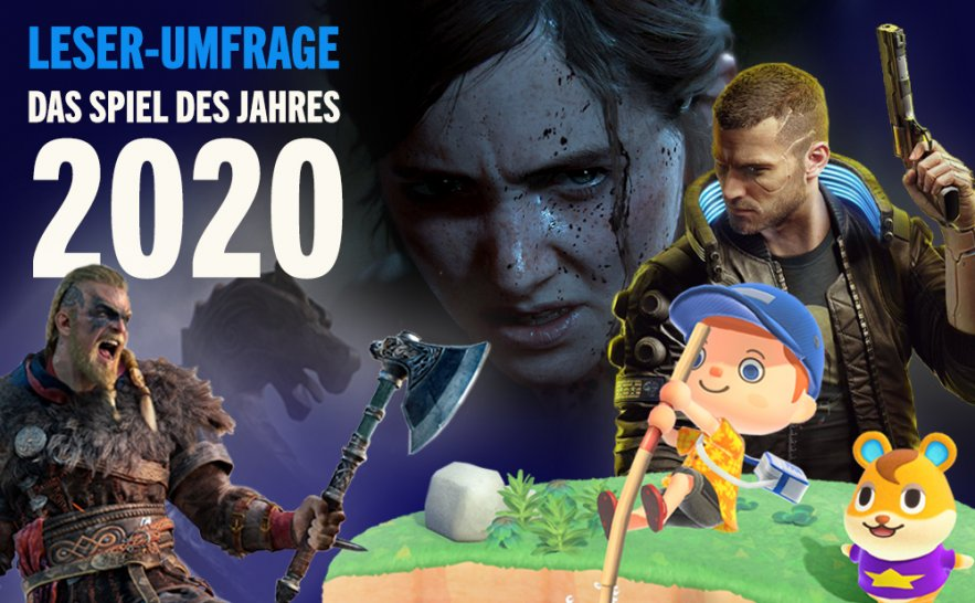 Reader survey: vote for your game of the year 2020 - start of the voting phase