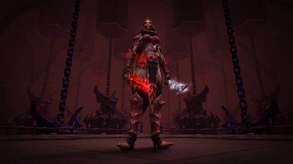 WoW: These are currently the DPS classes in the Mythic Raid of 9.0.5
