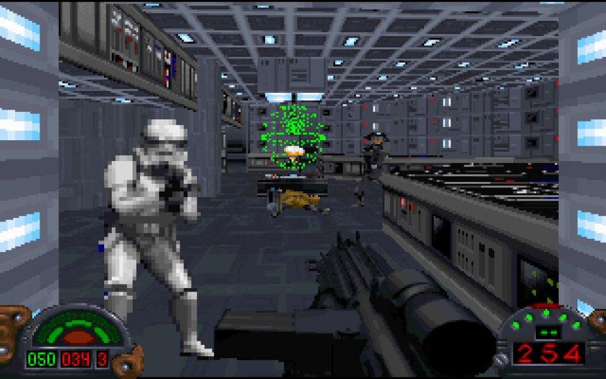 Everyone loved Star Wars: Dark Forces - except me!