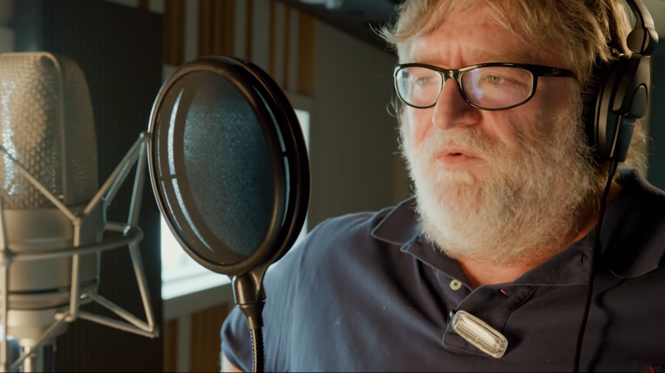 Valve: Music video with GlaDOS is supposed to teach Gabe Newell to count