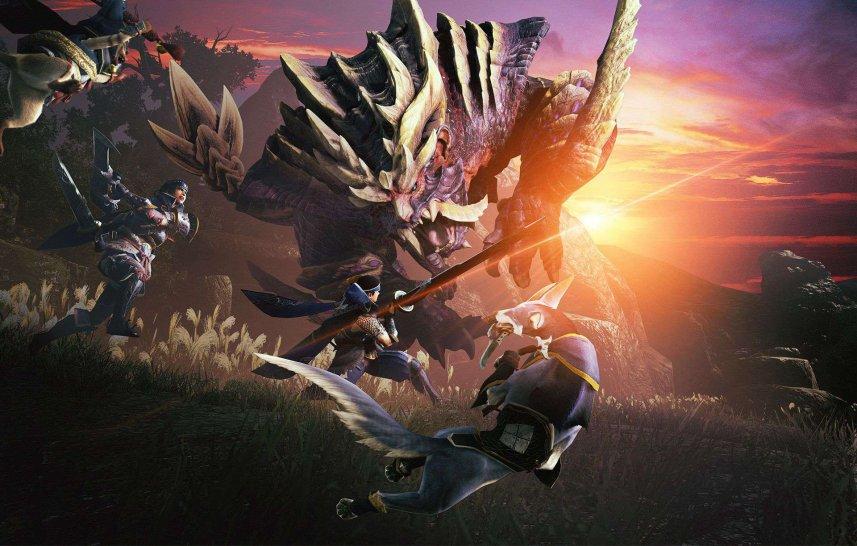Monster Hunter Rise: PC release date revealed