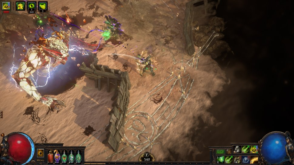 Path of Exile: New player record thanks to the latest expansion