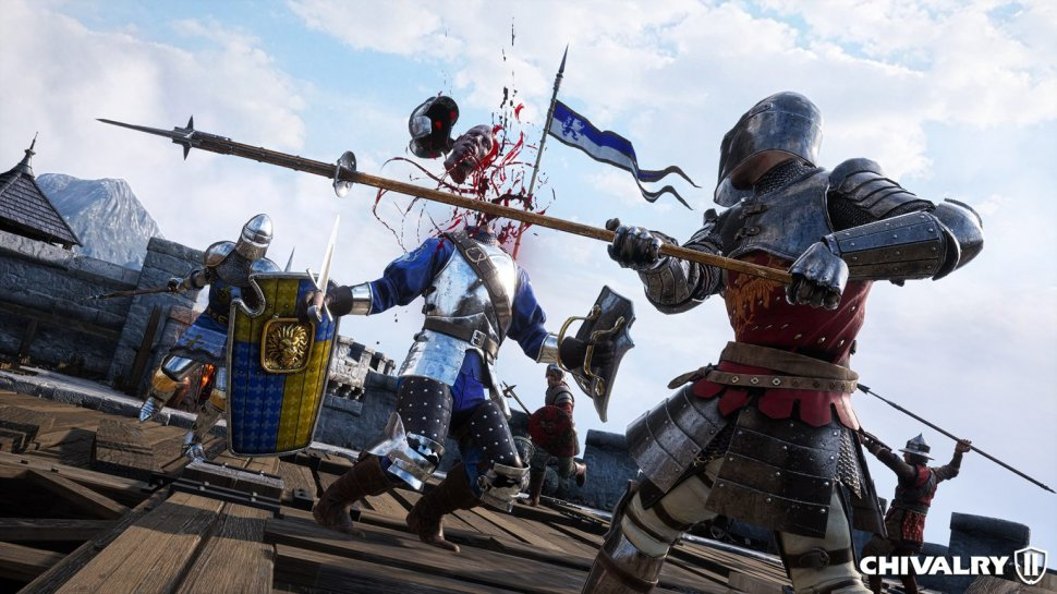 Chivalry 2: Post-Launch Plans Presented - Game Will At Least Double