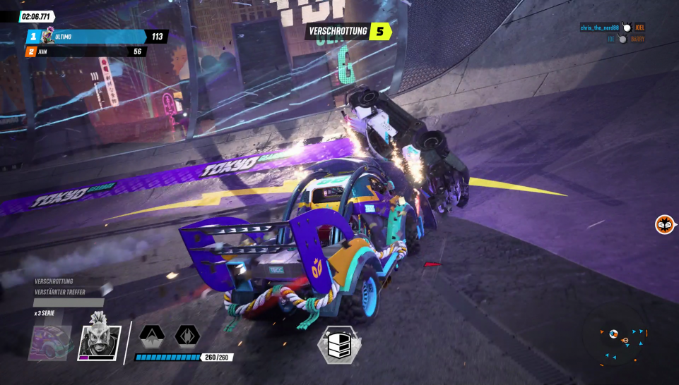 Destruction AllStars: The PS5 crash spectacle put to the test