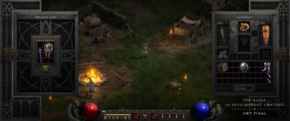 Diablo 2: Resurrected - Doesn't the remaster go far enough?