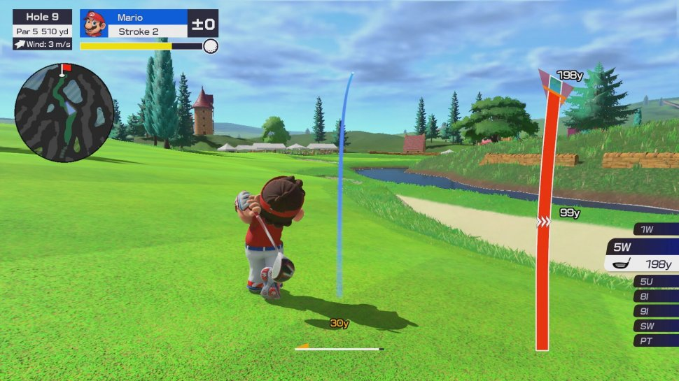 Mario Golf Super Rush: Golf series goes into the next round on Switch