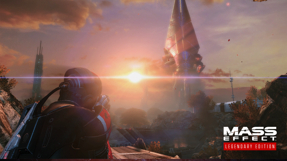 Mass Effect: Legendary Edition: New video with early graphics comparison to the original