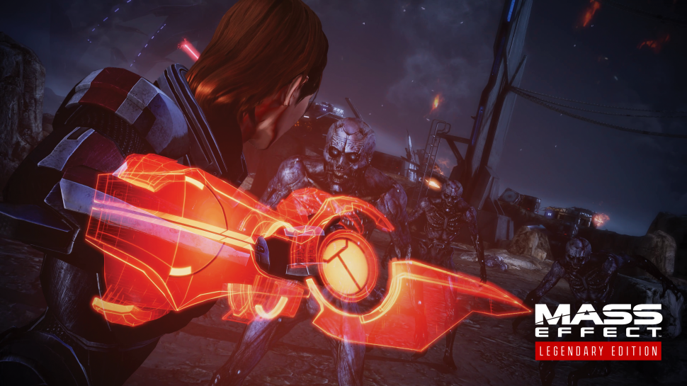 Mass Effect Legendary Edition: RPG Remaster Achieves Gold Status