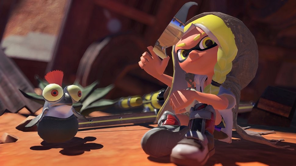 Splatoon 3: The colorful shooter goes into the third round