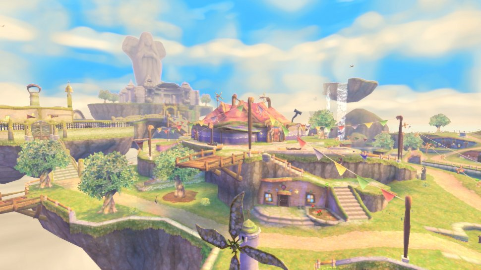 The Legend of Zelda Skyward Sword HD: Switch version announced for summer